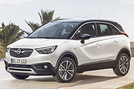 Opel Crossland X Models And Generations Timeline Specs And Pictures By Year Autoevolution