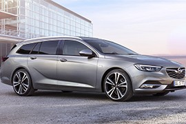 opel insignia sports tourer specs & photos 2017, 2018 opel insignia stw opel insignia sports tourer 2018 #2