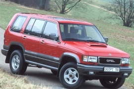 OPEL Monterey LTD (1992 - 1998)
