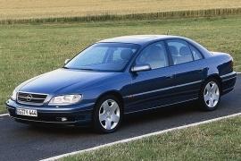 OPEL Omega Sedan models - autoevolution