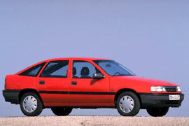 OPEL Vectra Hatchback (1988 - 1992)