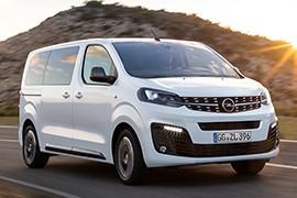 Opel Zafira Life S Specs Photos 2019 2020 Autoevolution