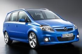 2005 Opel Zafira 1.9 CDTI Automatic specifications, information ...