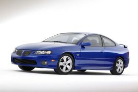 PONTIAC GTO models and generations timeline, specs and pictures (by ...