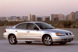 PONTIAC Grand Am (1998 - 2005)