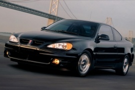 PONTIAC Grand Am Coupe (1998 - 2005)
