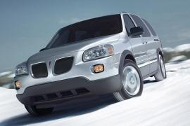 PONTIAC Montana models - autoevolution