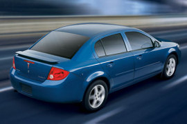 Pontiac G5 Sedan Specs Amp Photos 2004 2005 2006 2007
