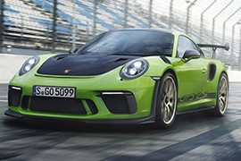 Porsche 911 Gt3 Rs Models And Generations Timeline Specs And Pictures By Year Autoevolution