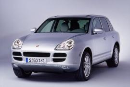 Porsche Cayenne 955 Photo Gallery