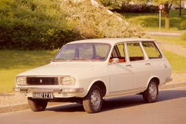 RENAULT 12 Estate (1969 - 1980)