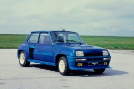 RENAULT 5 Turbo (1980 - 1984)