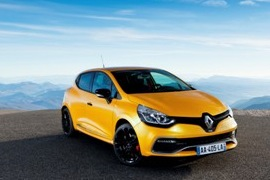 RENAULT Clio RS specs & photos - 2013, 2014, 2015, 2016, 2017, 2018
