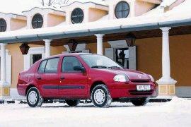 2000 Renault Clio Symbol Thalia
