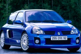 Renault Clio V6 Specs Photos 2003 2004 2005 Autoevolution