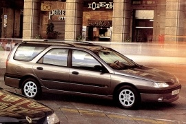 1995 renault laguna 2 2 dt related infomation specifications weili automotive network. Black Bedroom Furniture Sets. Home Design Ideas