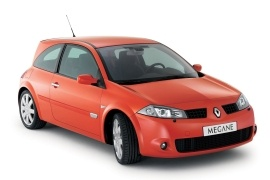 RENAULT Megane RS Coupe (2004 - 2006)