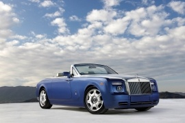 ROLLS ROYCE Phantom Drophead Coupe (2006 - Present)