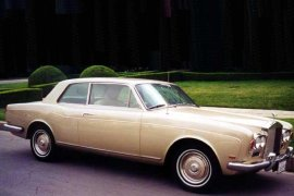 ROLLS ROYCE Silver Shadow Coupe (1977 - 1982)