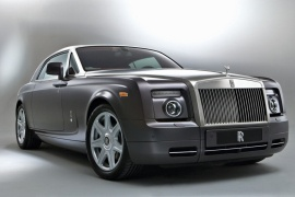 ROLLS ROYCE Phantom Coupe (2008 - Present)
