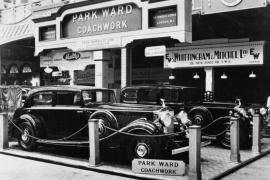 ROLLS ROYCE Phantom II by Park Ward (1929 - 1936)