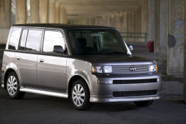 SCION xB (2003 - 2007)