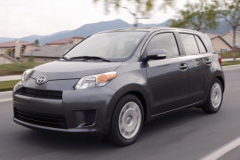 SCION xD (2007 - Present)
