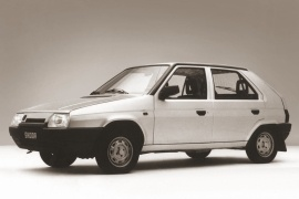 SKODA Favorit (1989 - 1995)