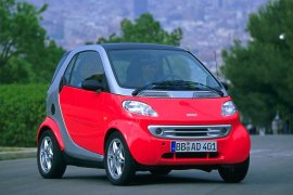 SMART City Coupe (1998 - 2002)