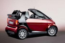 Smart Fortwo Cabrio 2004 2007