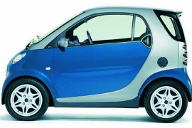 Smart Fortwo Photo Gallery
