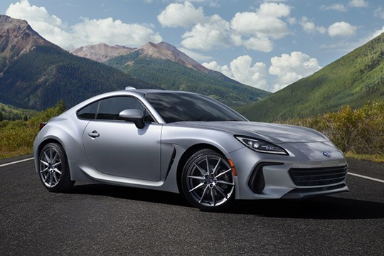 SUBARU BRZ models and generations timeline, specs and ...