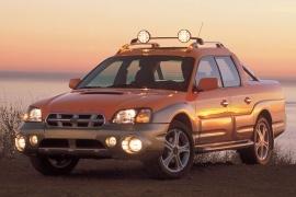 Subaru Baja Specs Photos 2003 2004 2005 2006 Autoevolution