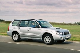 SUBARU Forester models and generations timeline, specs and ...