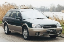 Subaru Outback Models And Generations Timeline Specs And Pictures By Year Autoevolution