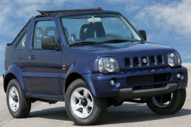 suzuki jimny models autoevolution. Black Bedroom Furniture Sets. Home Design Ideas