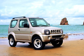 SUZUKI Jimny (2005 - Present) Description & History