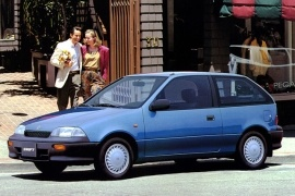 SUZUKI Swift 3 Doors (1991 - 1996)