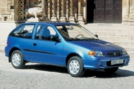 SUZUKI Swift 3 Doors (1996 - 2003)