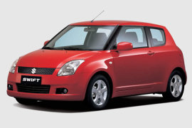 SUZUKI Swift 3 Doors (2005 - 2009)