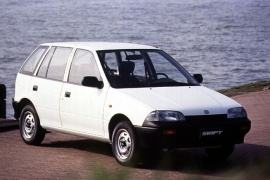 SUZUKI Swift 5 Doors (1991 - 1996)