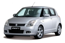 SUZUKI Swift 5 Doors (2005 - 2009)