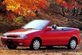 SUZUKI Swift Cabrio (1992 - 1995)