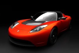 TESLA MOTORS Roadster (2009 - 2012)