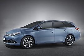 Toyota Auris Touring Specs Photos 2015 Autoevolution