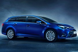 TOYOTA Avensis Wagon specs & photos - 2015, 2016, 2017, 2018, 2019