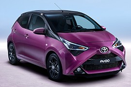 Toyota Aygo 5 Doors Models And Generations Timeline Specs And Pictures By Year Autoevolution
