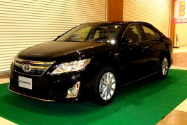 Toyota Camry Photo Gallery