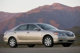 TOYOTA Camry Japan photo gallery