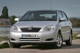 TOYOTA Corolla 5 Doors 2002   2004